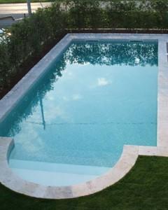 Le piscine di soluzioni verdi