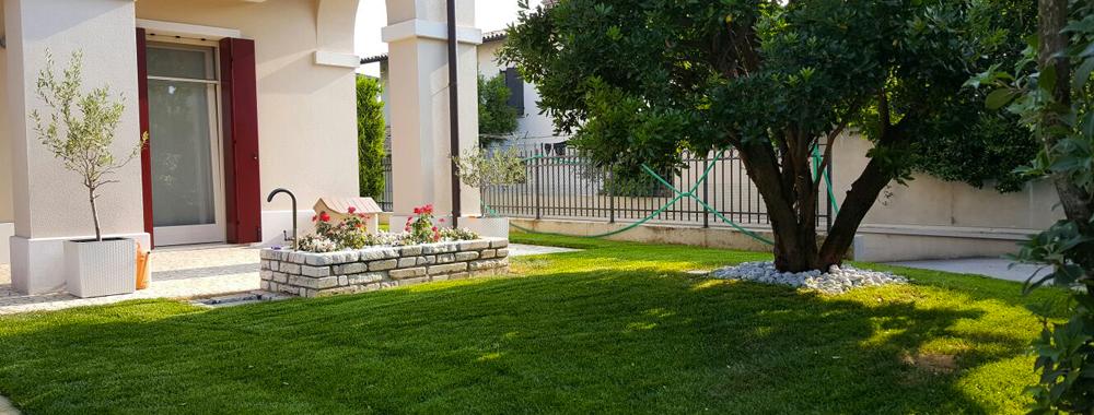 Progettazione giardino soluzioni verdi for Soluzioni giardino
